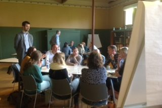 Introductiebijeenkomsten en trainingen