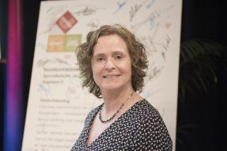 Elgithe Bos (directeur specialistische zorg Spirit) over het perspectiefplan