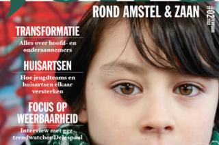 Nieuw magazine JONG Rond Amstel en Zaan verschenen