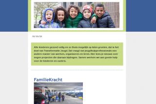 Nieuwsbrief Programma Transformatie Jeugd, februari 2019